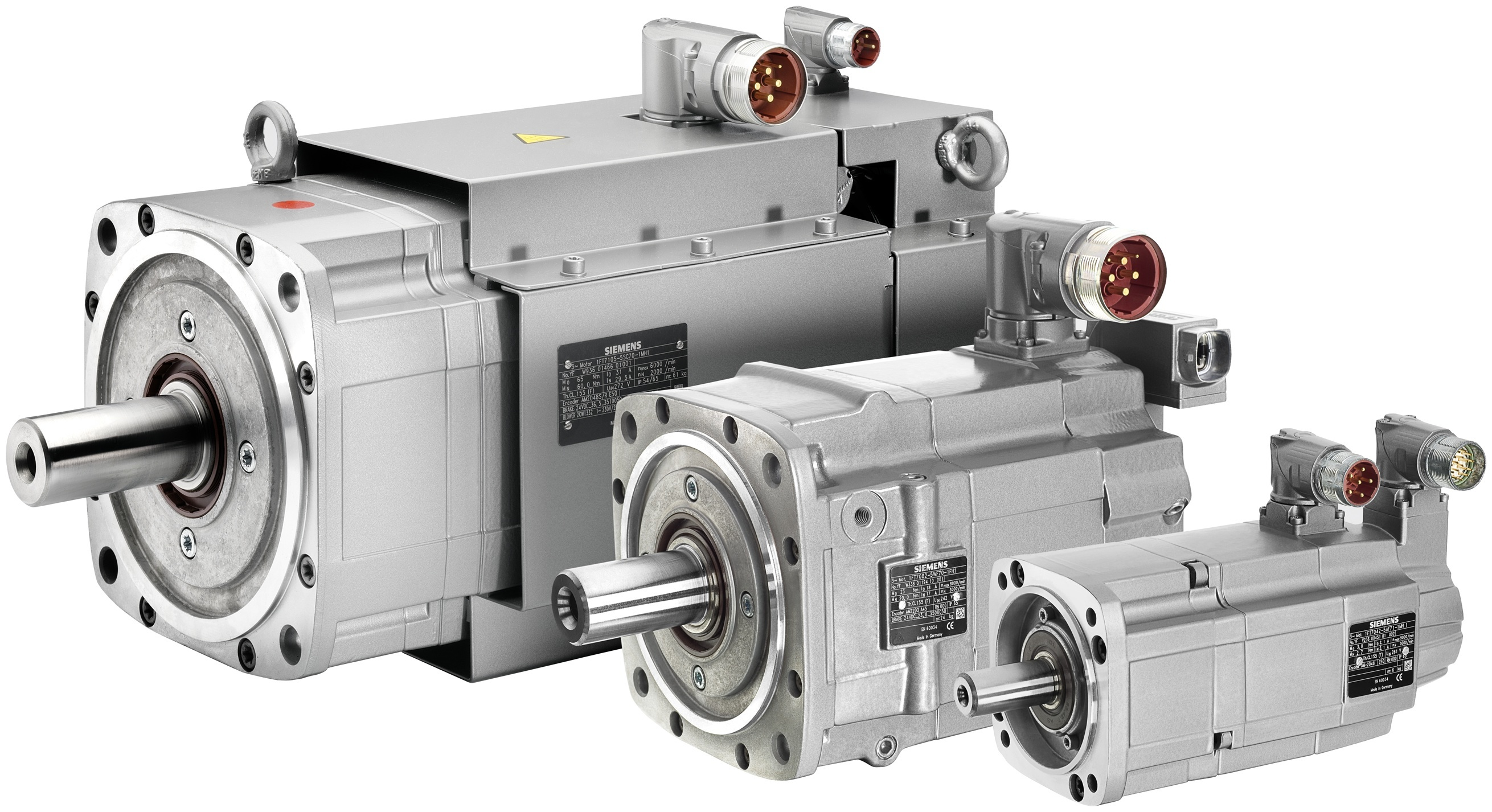 new high performance compact servo motors for demanding