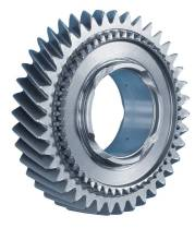 Laser-welded gearwheel