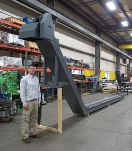 Hennig Large Conveyor