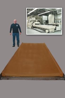 Forming pad