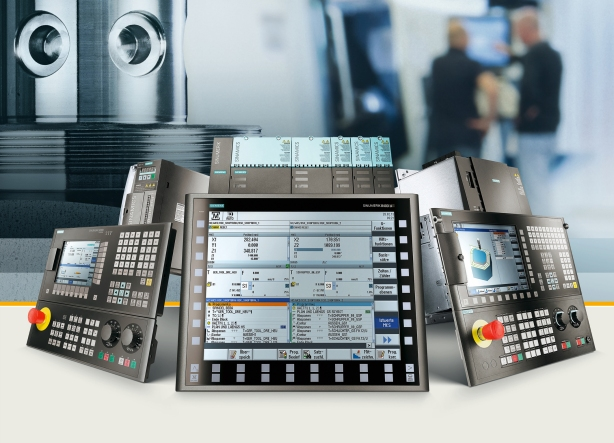 Broad-based CNC competence: Siemens will be demonstrating how productivity, flexibility and safety can be increased in CNC production with an array of smart additions to its Sinumerik portfolio.