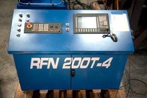 Siemens CNC controls the entire machine process