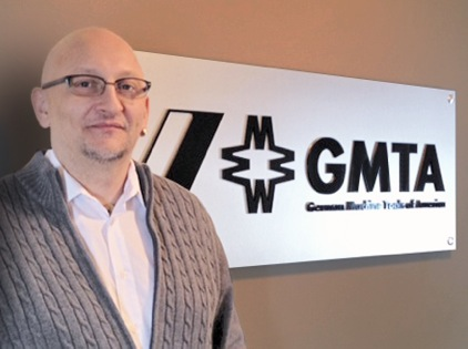 New GMTA Product Manager Stefan Kloos