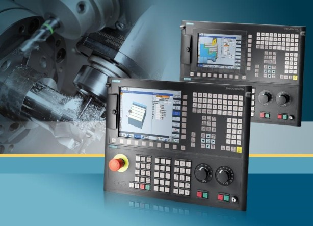 Siemens has developed new control hardware with greater computing power for its panel-based Sinumerik 828D and Sinumerik 828D Basic compact CNCs for turning and milling applications.