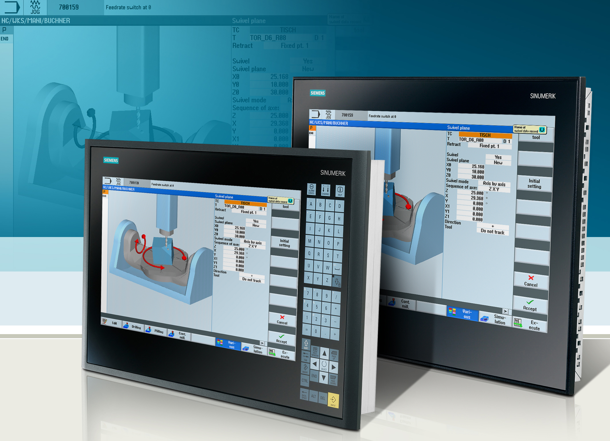 Siemens Machine Tool Systems | Bernard & Company's Blog
