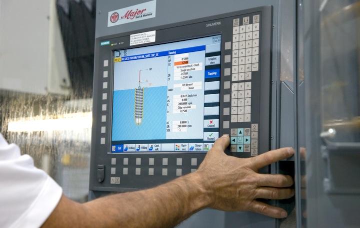 Siemens Machine Tool Systems | Bernard & Company's Blog