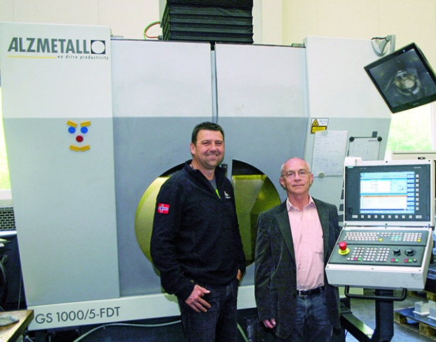 MCE Maschinen- und Apparatebau GmbH CEO 