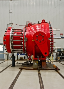 Voith Hydro in York, PA produces a wide variety of power generation components for various machine builders and municipalities across America.