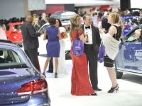 A good time was had by all GMTA management at the Auto Show Charity Preview in Detroit, a very prestigious event