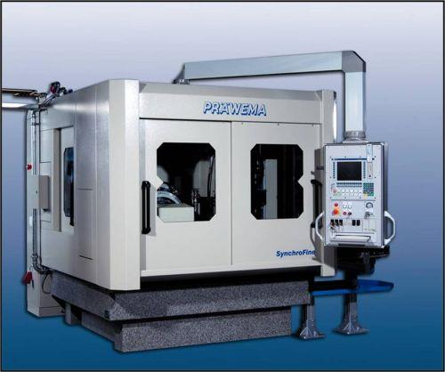 Präwema SynchroFine gear honing machines from GMTA