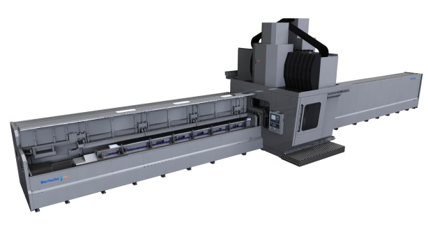 P5 Dual Mill | Bertsche