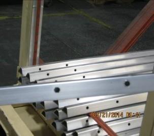 Suhner Profile Machining - Automotive Roof Racks 2