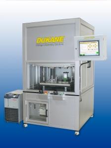 Dukane Laser Welding Workcell