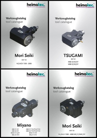 Heimatec Dedicated Tooling Catalog